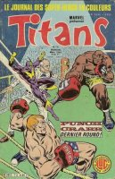 Grand Scan Titans n° 74